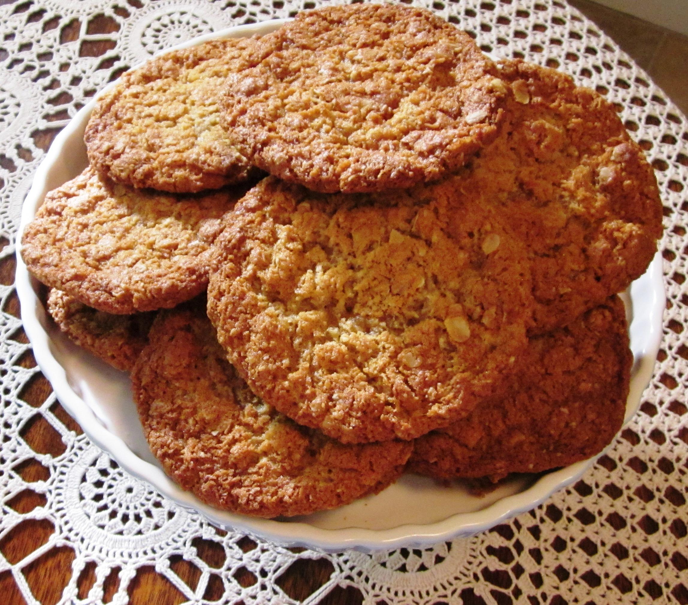 Anzac Cookie Recipes — Dishmaps