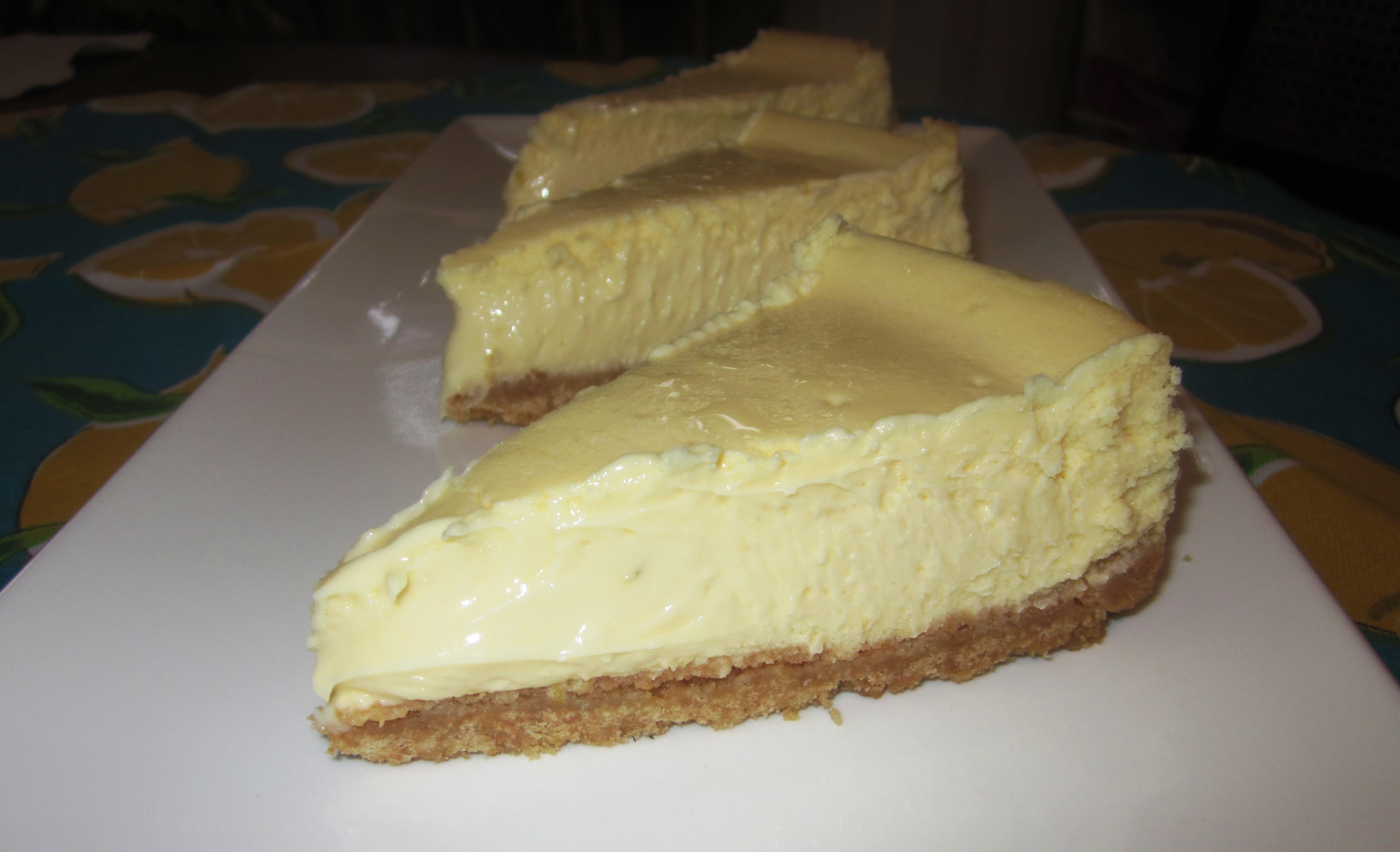 Lemon and lime cheesecake | myfoodmywayblog