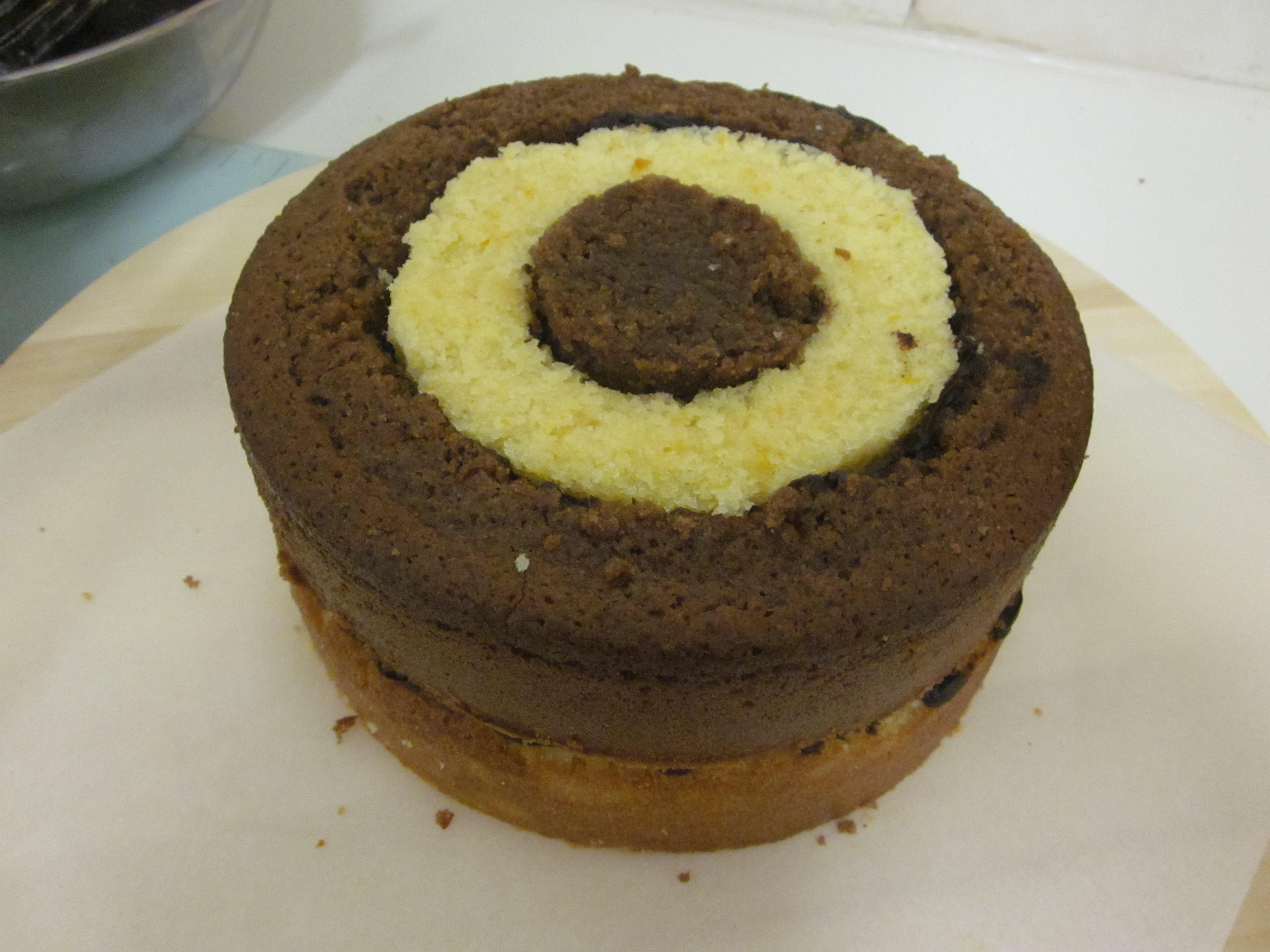 Ring Layer Cake