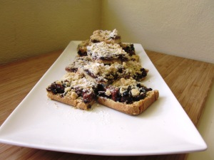 Fruit mince slice 2