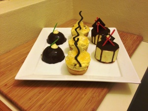 Individual cakes 2